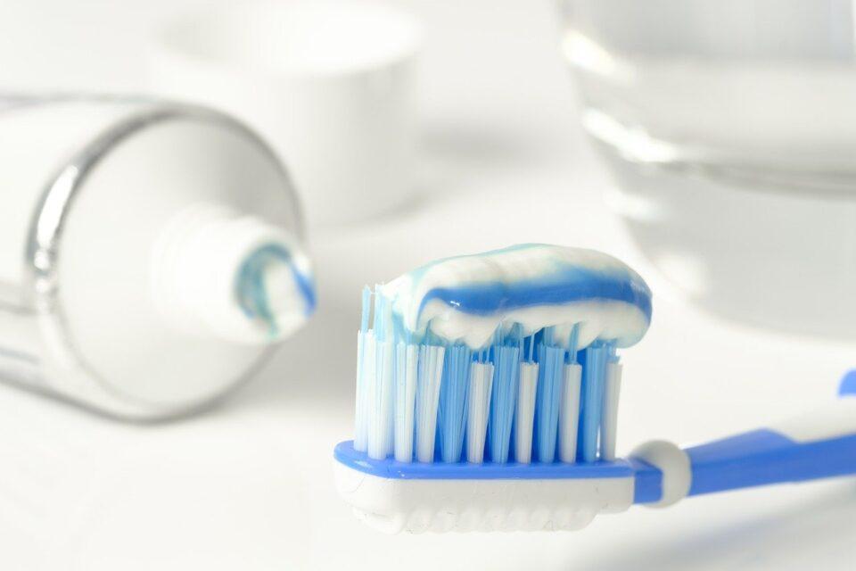 Szczoteczka podróżna do zębów