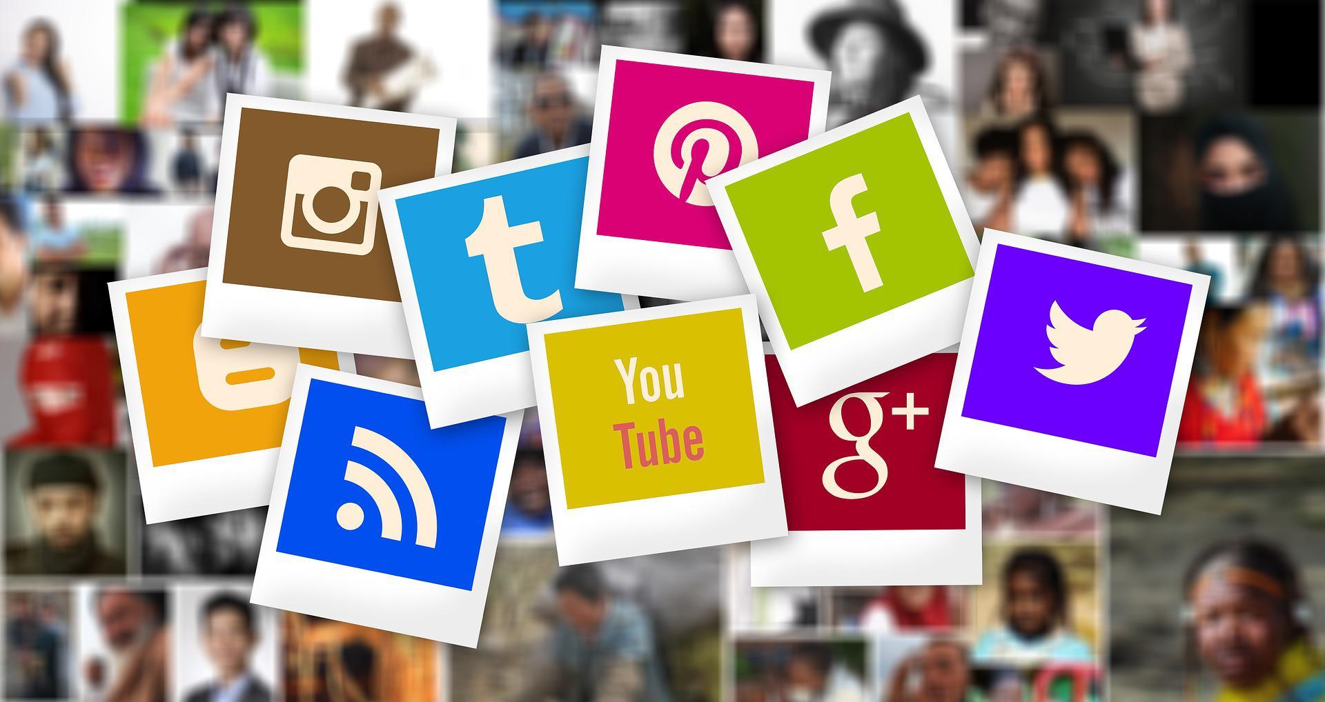Popularność social mediów