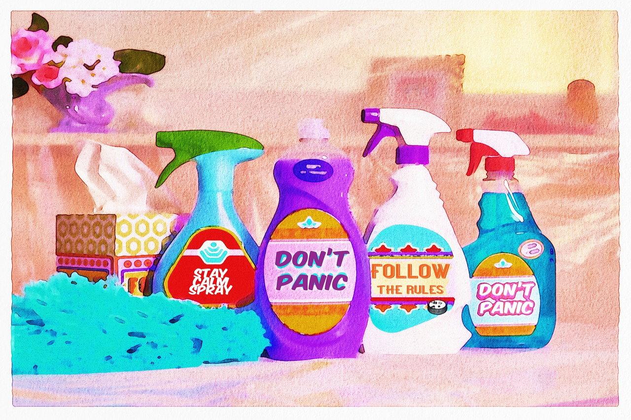 Utrzymanie czystości w sklepie