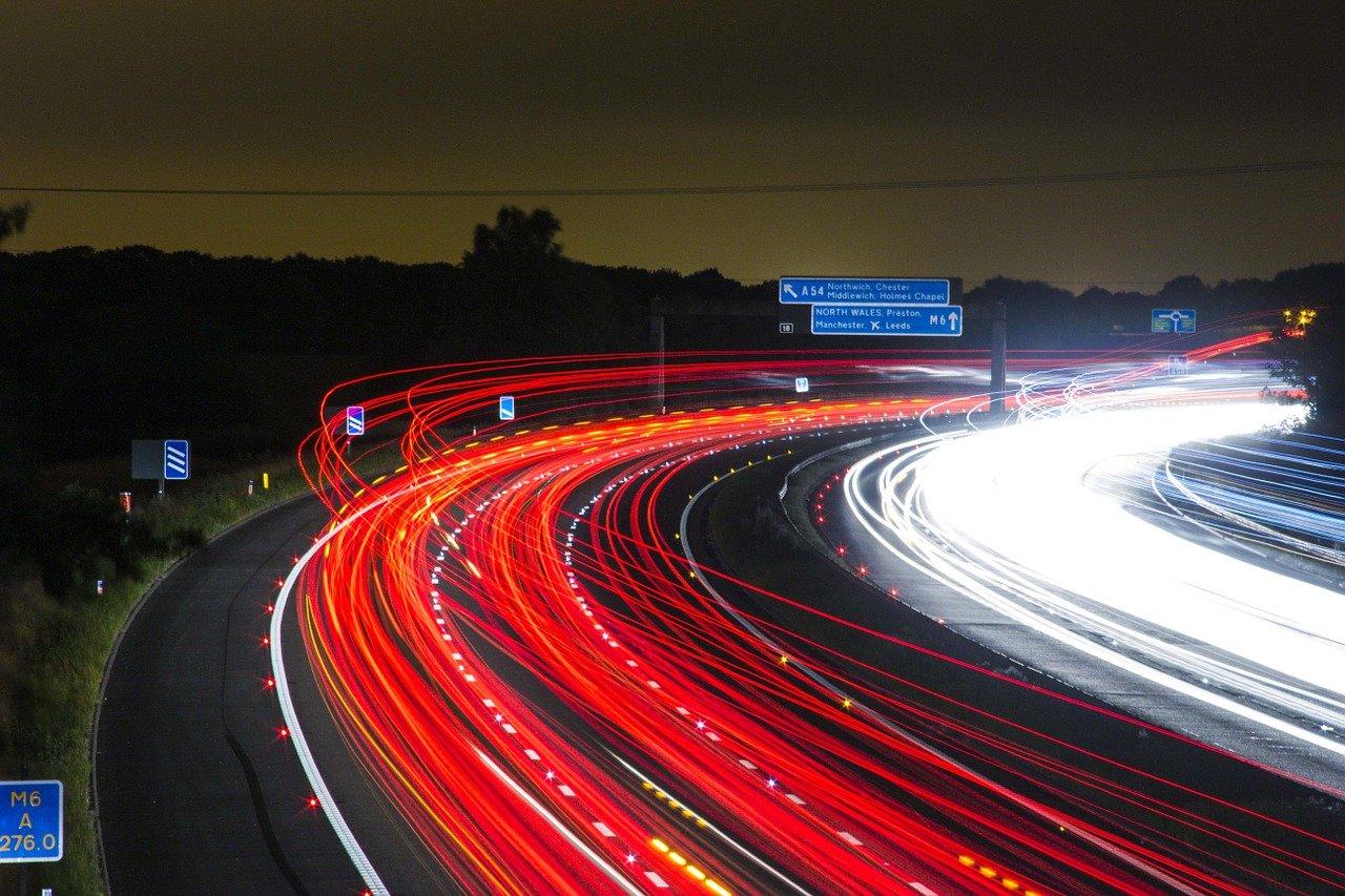 Jazda autostradą